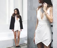 forever 21 white jumpsuit t sheinside white jumpsuit tribal necklace topshop slip