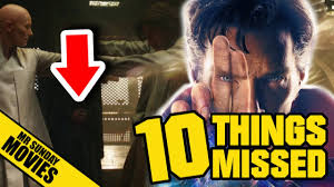 easter facts trivia doctor strange trailer easter eggs references u0026 things missed
