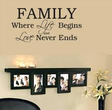 family sayings wall wall quote accent inspirations that will