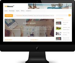 colors home page imnews pro vaultthemes