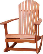 great deals on merry garden white porch rocker rocking chair