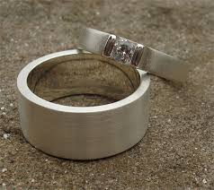 wedding ring sets uk contemporary silver bridal set love2have in the uk