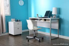 Glass Top Desk With Keyboard Tray Desks Modern Computer Desk With Keyboard Tray Ikea Malm Desk
