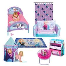 chambre reine des neiges la reine des neiges pack mobilier pour chambre complète enfant
