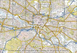 map az glasgow a z map wallpaper a z maps