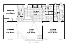 open floor house plans home design