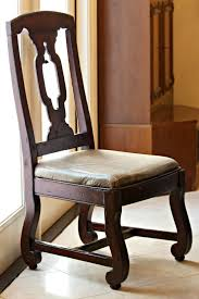 Antique Chair Repair Chair Repair Learn How To Recover A Broken Dining Room Seat