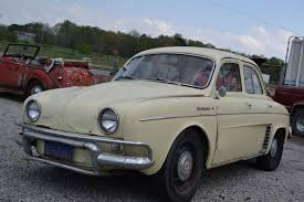vintage renault cars 1964 renault dauphine and shop closing sale