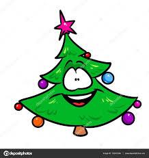 tree ball joy cartoon christmas tree ball joy cartoon
