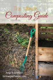 how to make a lot of compost this winter composting gardens and
