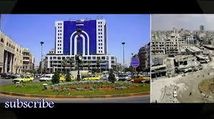 syria before and after syria before and after war aleppo city youtube