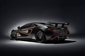 Track Only Mclaren 570s Gt4 Sprint Revealed Motor Trend