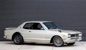 nissan skyline incredibly rare 1972 nissan skyline gt r hakosuka for sale