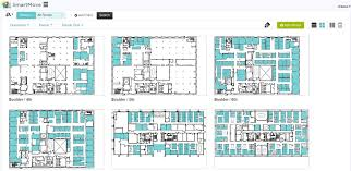 Smart Floor Plan by People Floor Plan Smartmove Asure Software