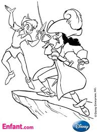 Coloriages à télécharger Coloriages Disney  Peter Pan