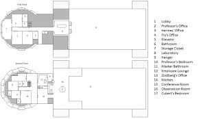 find my floor plan futurama planet express floor plan page 3