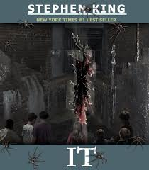kitab indir oyunlar oyun oyna en kral oyunlar seni bekliyor image stephen king s it book cover by shachza d4l3kw3 jpg