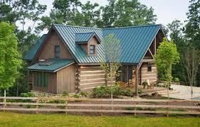house exteriors log home exteriors