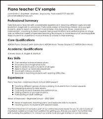 Esl Resume Sample by Esl Cv Lesson Plan