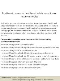 download safety coordinator resume haadyaooverbayresort com