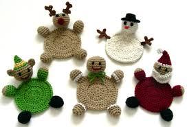 crocheted christmas crochet spot archive crochet pattern christmas character