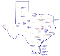 Lubbock Zip Code Map by Coldwell Banker Commercial Capital Advisors Market Reports