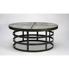 Metal Side Tables For Living Room Furniture Glass Display Coffee Table Iron And Metal Black