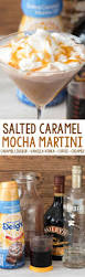 martini coffee salted caramel mocha martini crazy for crust