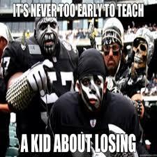 Funny Raiders Meme - nfl memes 31 funny football memes page 3