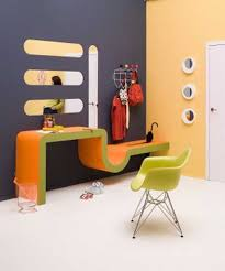 modern home interior colors modern interior design ideas celebrating bright orange color shades