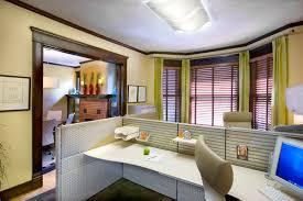 Small Office Interior Design Decoration Ideas Charming Design Using Black Textured Carpet And