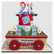 raggedy ann cake cake by andres enciso cakesdecor