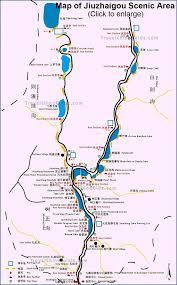 Judgemental Map Of Los Angeles by Jiuzhaigou Map Map Of China Jiuzhaigou City Maps Jiuzhaigou Maps