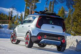 Roof Bars For Kia Sportage 2012 by Trail U0027ster The Kia Soul Awd Electric Concept Revealed The