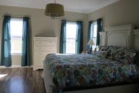 How To Bedroom Makeover - aqua u0026 coral master bedroom makeover re fabbed