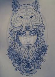 the 25 best wolf tattoos ideas on pinterest indian