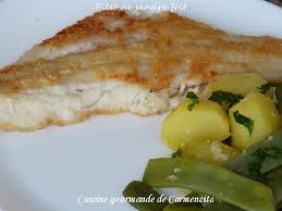 cuisiner un sandre filet de sandre frit et ses légumes cuisine gourmande de carmencita