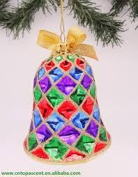 wholesale bell christmas tree ornament online buy best bell