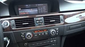 2008 bmw 3 series 328i navigation youtube