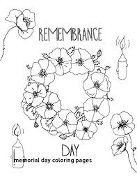coloring pages remembrance day 9 best remembrance day images on pinterest for memorial day coloring
