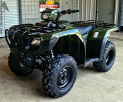 2016 honda rancher dct 420 atv review specs features honda