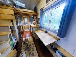 tiny house deck tiny house living two years later tiny home builders