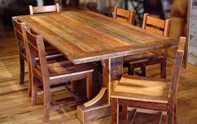 Rustic Dining Room Furniture Sets - dining table small rustic dining table and chairs room sets thin