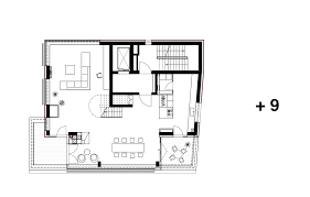 L Tower Floor Plans Gallery Of Cinnamon Tower And Pavilion Bolles Wilson 18