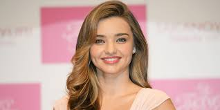 miranda kerr talks feeding her hair from the inside out her love