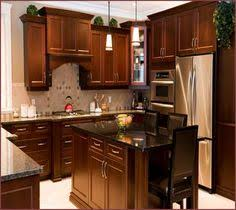 how to refinish your kitchen cabinets latina mama rama river rock kitchen backsplash river rock kitchen we put river