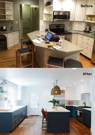 Kitchen Remodel Before And After by 75 Kitchen Design And Remodelling Ideas Before And After