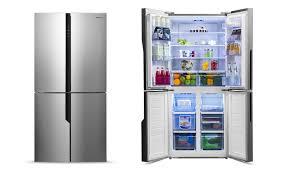 Cabinet Depth Refrigerator Reviews Kitchen French Door Refrigerator Reviews Review Of French Door