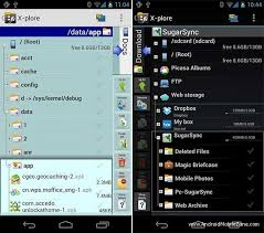 android file manager apk x plore file manager mod apk 3 88 42 android app free
