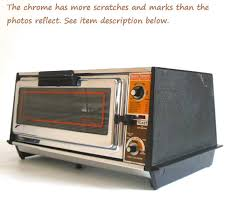 Toast In Toaster Oven General Electric Toast R Oven From The Late 1970s Or Early 1980s